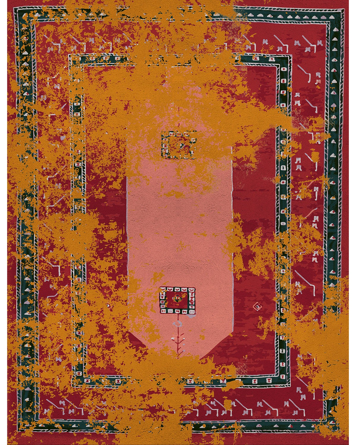 Top Dining Room Rugs You Will Fall In Love With (Part V) dining room rugs Top Dining Room Rugs You Will Fall In Love With (Part V) medina