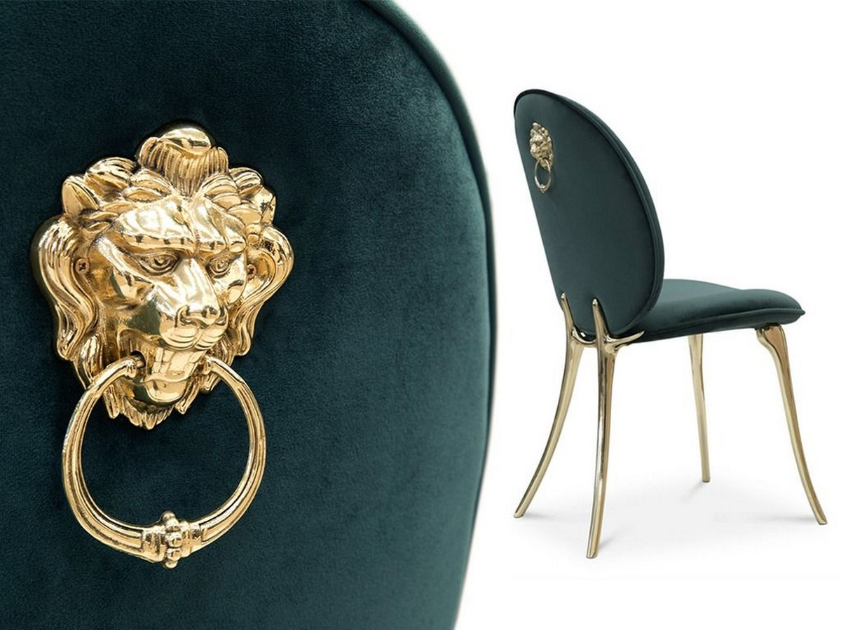 Maison et Objet 2019: Exclusive Dining Chairs at Covet House Maison et Objet Maison et Objet 2019: Exclusive Dining Chairs at Covet House soleil2