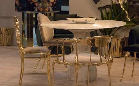 trendy dining tables Trendy Dining Tables For 2019 (Part III) featured 480x300
