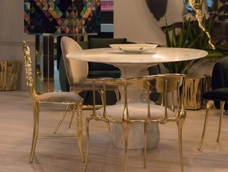 trendy dining tables Trendy Dining Tables For 2019 (Part III) featured 740x560
