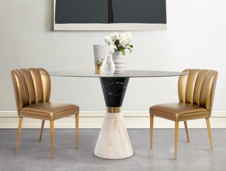 luxurious dining tables Luxurious Dining Tables For Luxurious Dining Rooms featured 9 740x560  Home page featured 9 740x560