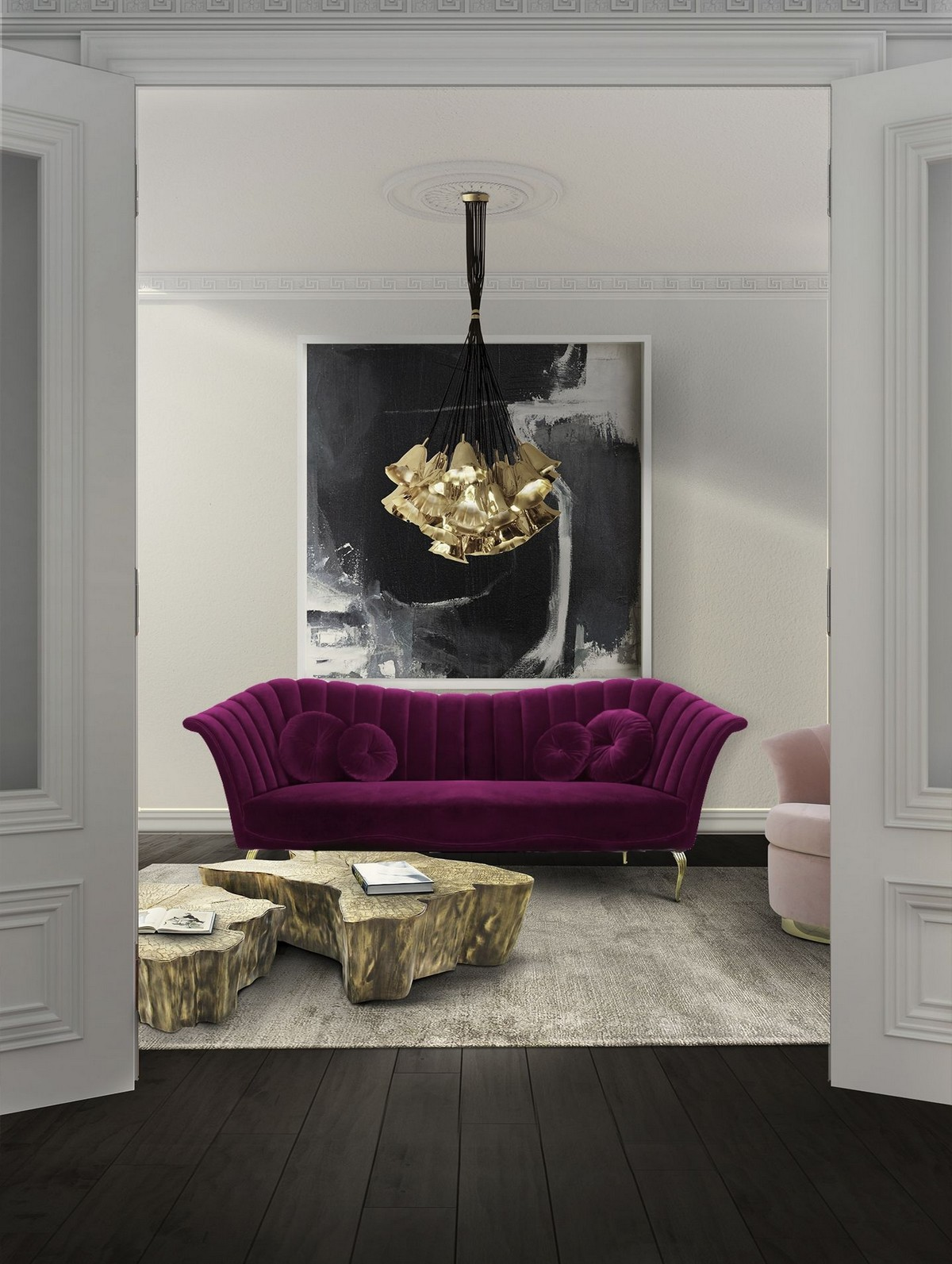 Exclusive Lighting Designs You Will Love (Part II) exclusive lighting designs Exclusive Lighting Designs You Will Love (Part II) gia chandelier2