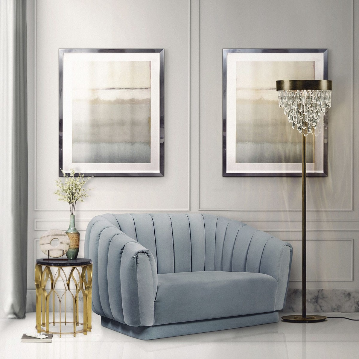 Exclusive Lighting Designs You Will Love (Part II) exclusive lighting designs Exclusive Lighting Designs You Will Love (Part II) naicca floor lamp