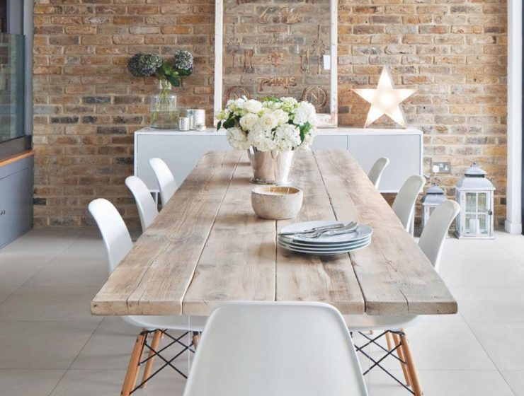 Scandinavian Design Dining Tables Chairs