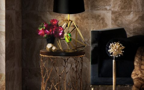 Top Modern Side Tables