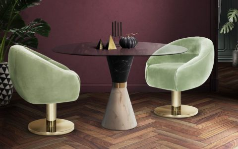 Trendy Dining Chairs For 2019 (Part III)