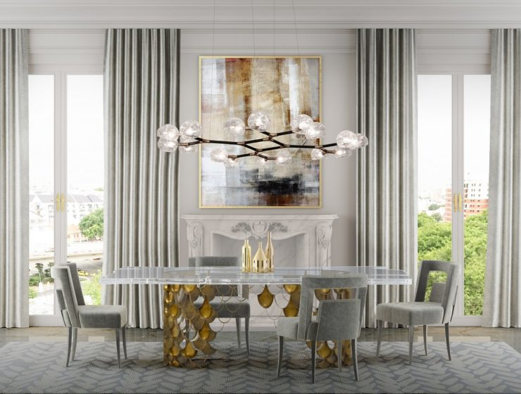 exquisite dining tables Exquisite Dining Tables To Level Up Your Home Decor brabbu ambience press 109 HR 740x560