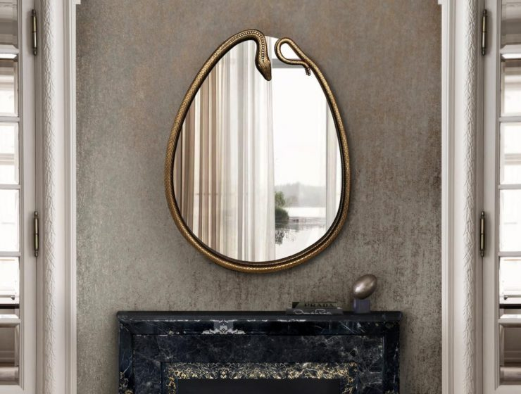 salone del mobile milano Covet House: Top Mirrors at Salone del Mobile Milano featured 2019 04 10T164624  Home page featured 2019 04 10T164624