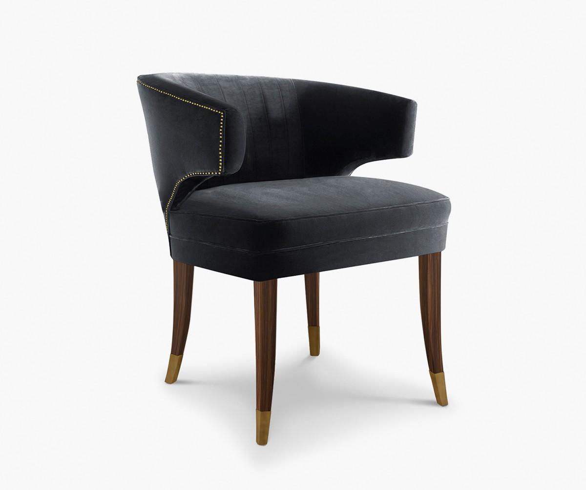 Top Velvet Dining Chairs (Part II) velvet dining chairs Top Velvet Dining Chairs (Part II) ibis2