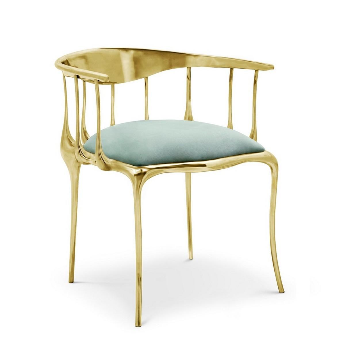 Top Velvet Dining Chairs (Part II) velvet dining chairs Top Velvet Dining Chairs (Part II) n11