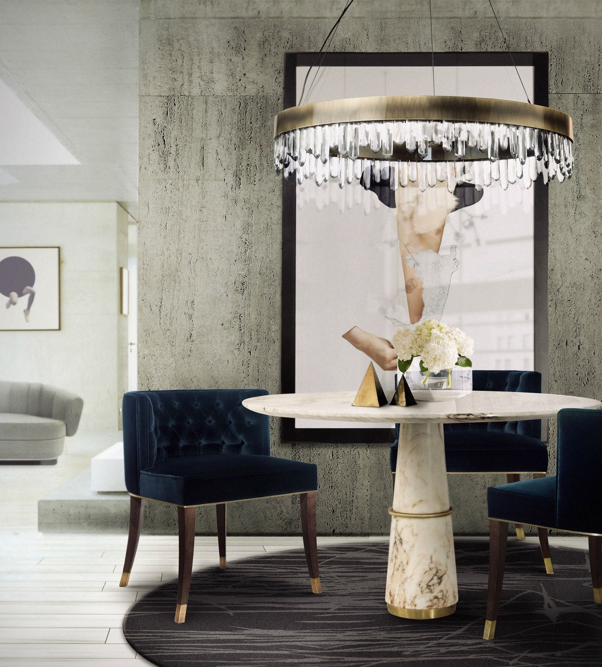 Modern Dining Tables Inspired by History modern dining tables Modern Dining Tables Inspired by History agra