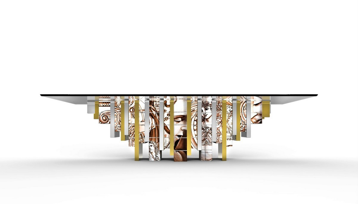 Modern Dining Tables Inspired by History modern dining tables Modern Dining Tables Inspired by History heritage