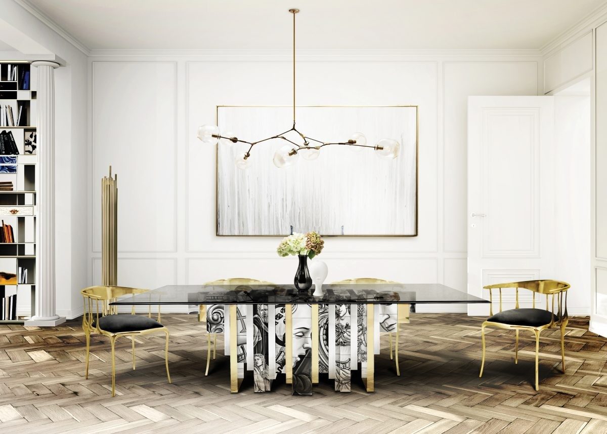 Modern Dining Tables Inspired by History modern dining tables Modern Dining Tables Inspired by History heritage2
