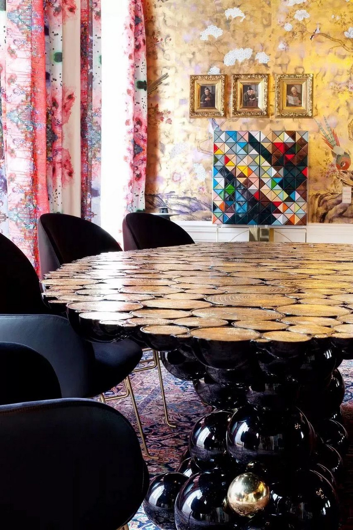 Modern Dining Tables Inspired by History modern dining tables Modern Dining Tables Inspired by History newton2