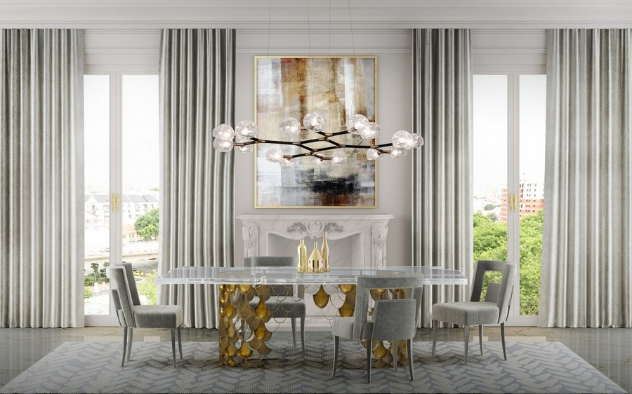 amy lau Dining Room Projects by Amy Lau 3 koi2
