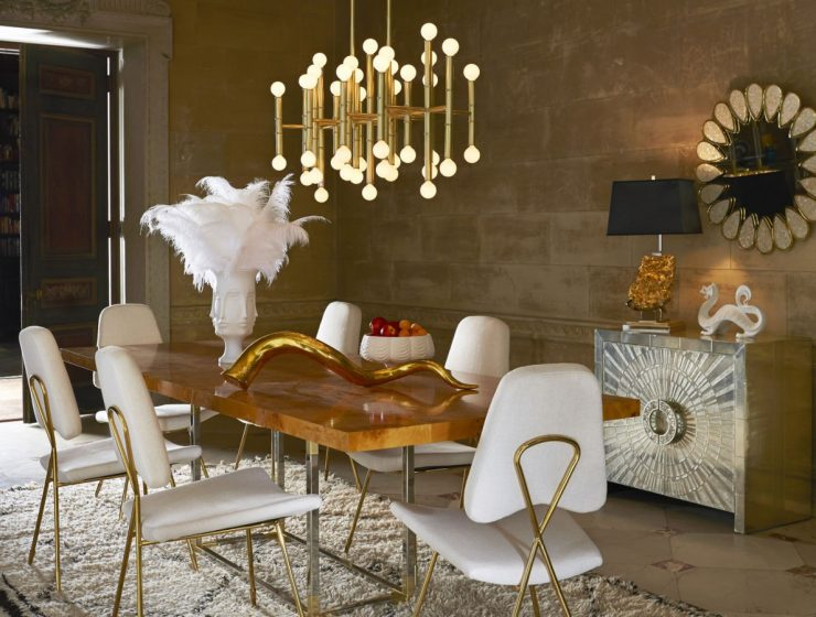 Shop The Look: Dining Room Ideas By Top Interior Designers top interior designers Shop The Look: Dining Room Ideas By Top Interior Designers featured 2 740x560