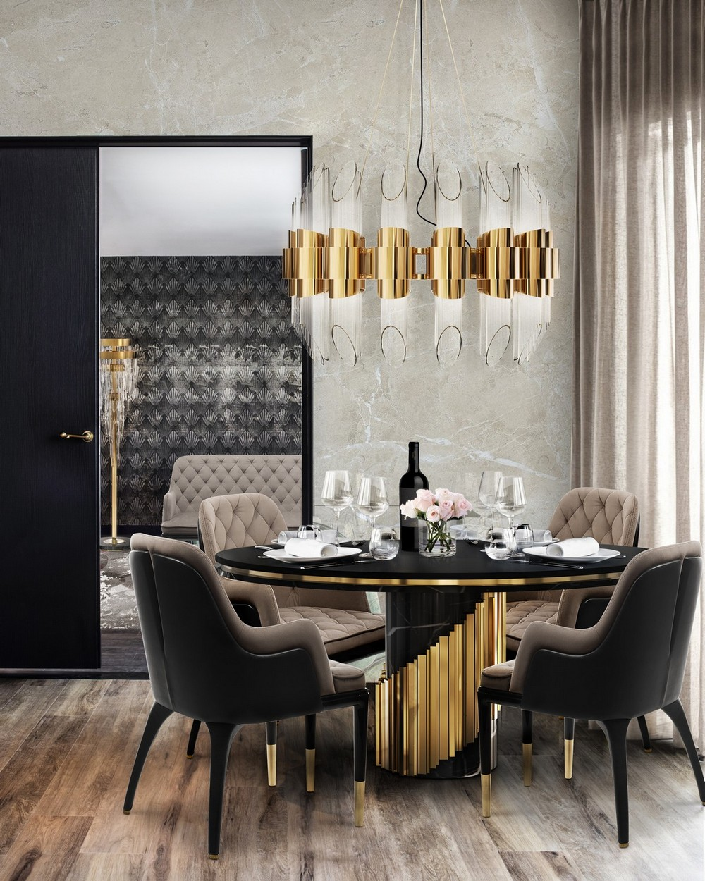 top interior designers Shop The Look: Dining Room Ideas By Top Interior Designers (Part II) katharine2