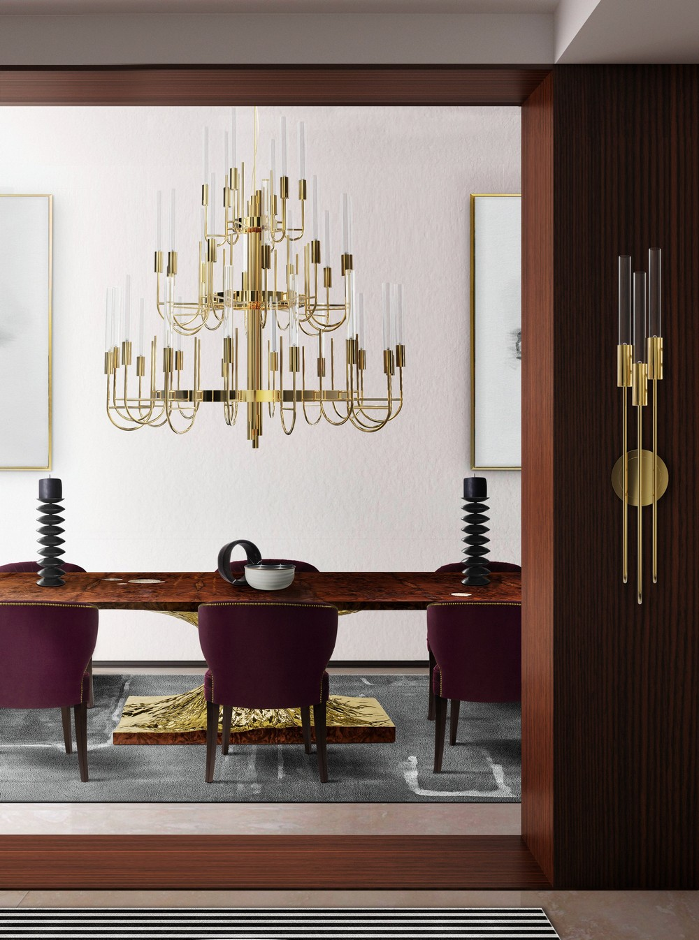 top interior designers Shop The Look: Dining Room Ideas By Top Interior Designers (Part III) marcel wanders2