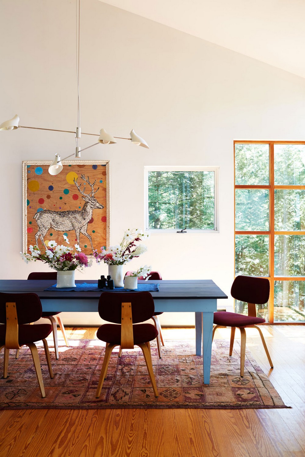 top interior designers Shop The Look: Dining Room Ideas By Top Interior Designers (Part III) miles redd Lonny