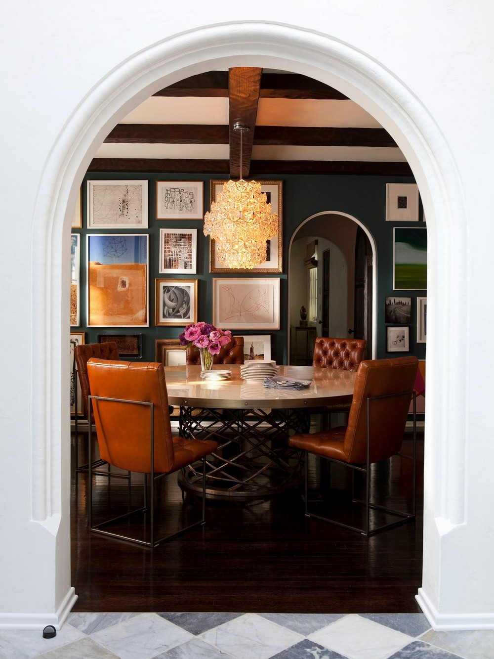 top interior designers Shop The Look: Dining Room Ideas By Top Interior Designers (Part II) nate berkus 1stDibs