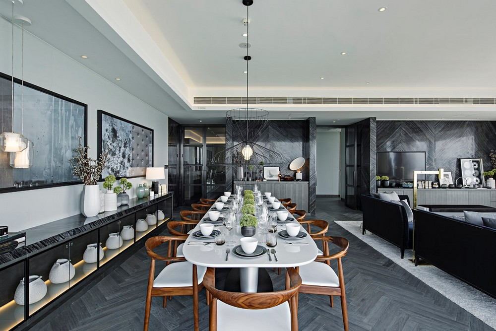 kelly hoppen Dining Room Projects by Kelly Hoppen 1 1stDibs