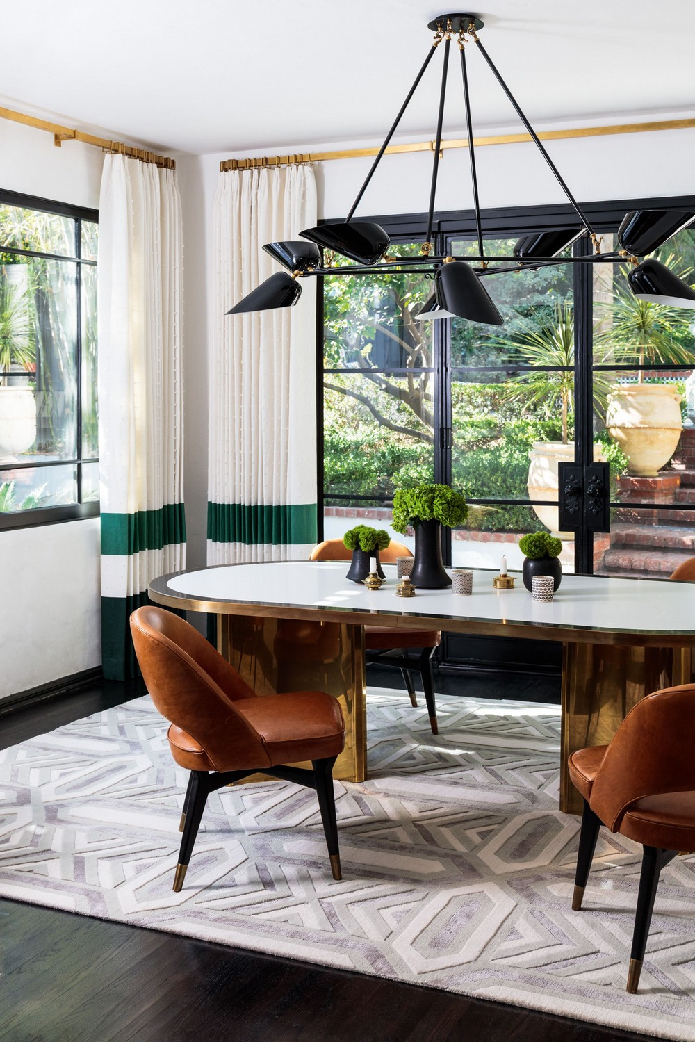 martyn lawrence bullard Dining Room Projects by Martyn Lawrence Bullard 1 Pinterest 1