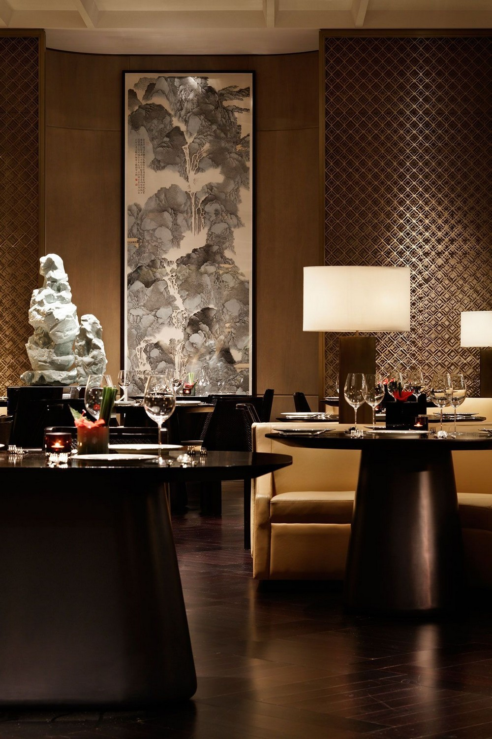 yabu pushelberg Dining Room Projects by Yabu Pushelberg 1 pinterest