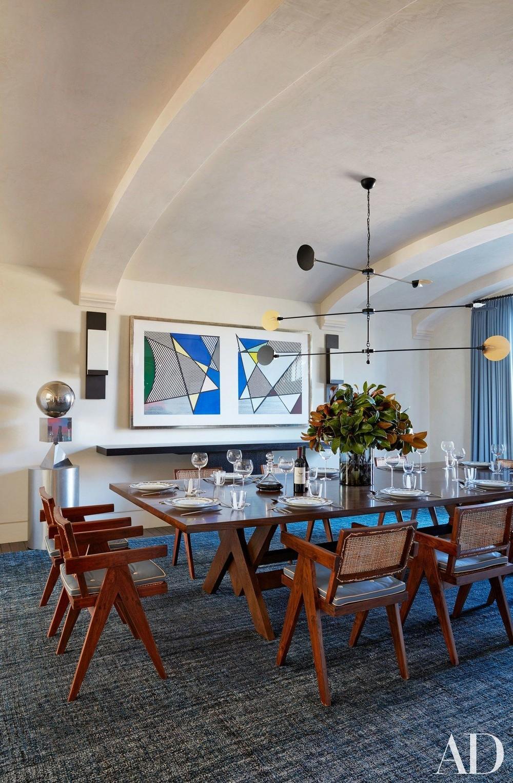 martyn lawrence bullard Dining Room Projects by Martyn Lawrence Bullard 2 Architectural Digest 1