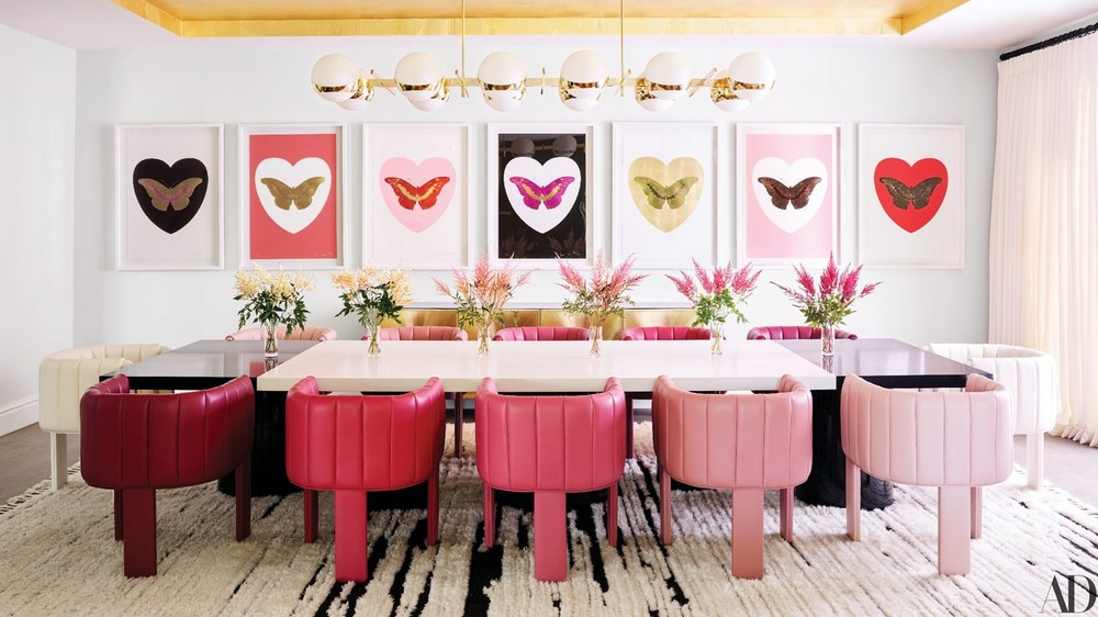 martyn lawrence bullard Dining Room Projects by Martyn Lawrence Bullard 3 Architectural Digest