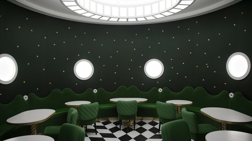 india mahdavi Dining Room Projects by India Mahdavi 3 Frameweb