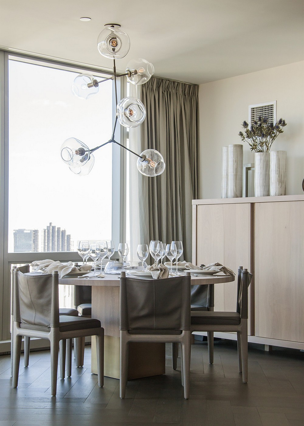 yabu pushelberg Dining Room Projects by Yabu Pushelberg 4 Lonny