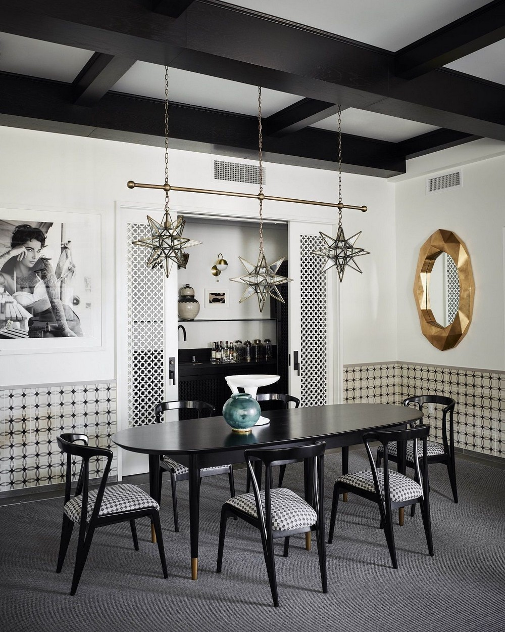 martyn lawrence bullard Dining Room Projects by Martyn Lawrence Bullard 4 Pinterest 1