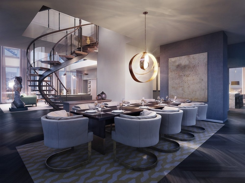 yabu pushelberg Dining Room Projects by Yabu Pushelberg 5 Gulf Elite
