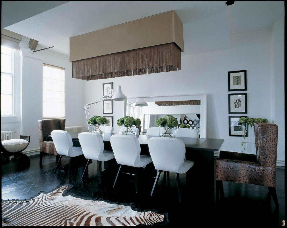 kelly hoppen Dining Room Projects by Kelly Hoppen 5 Home Inspiration Ideas
