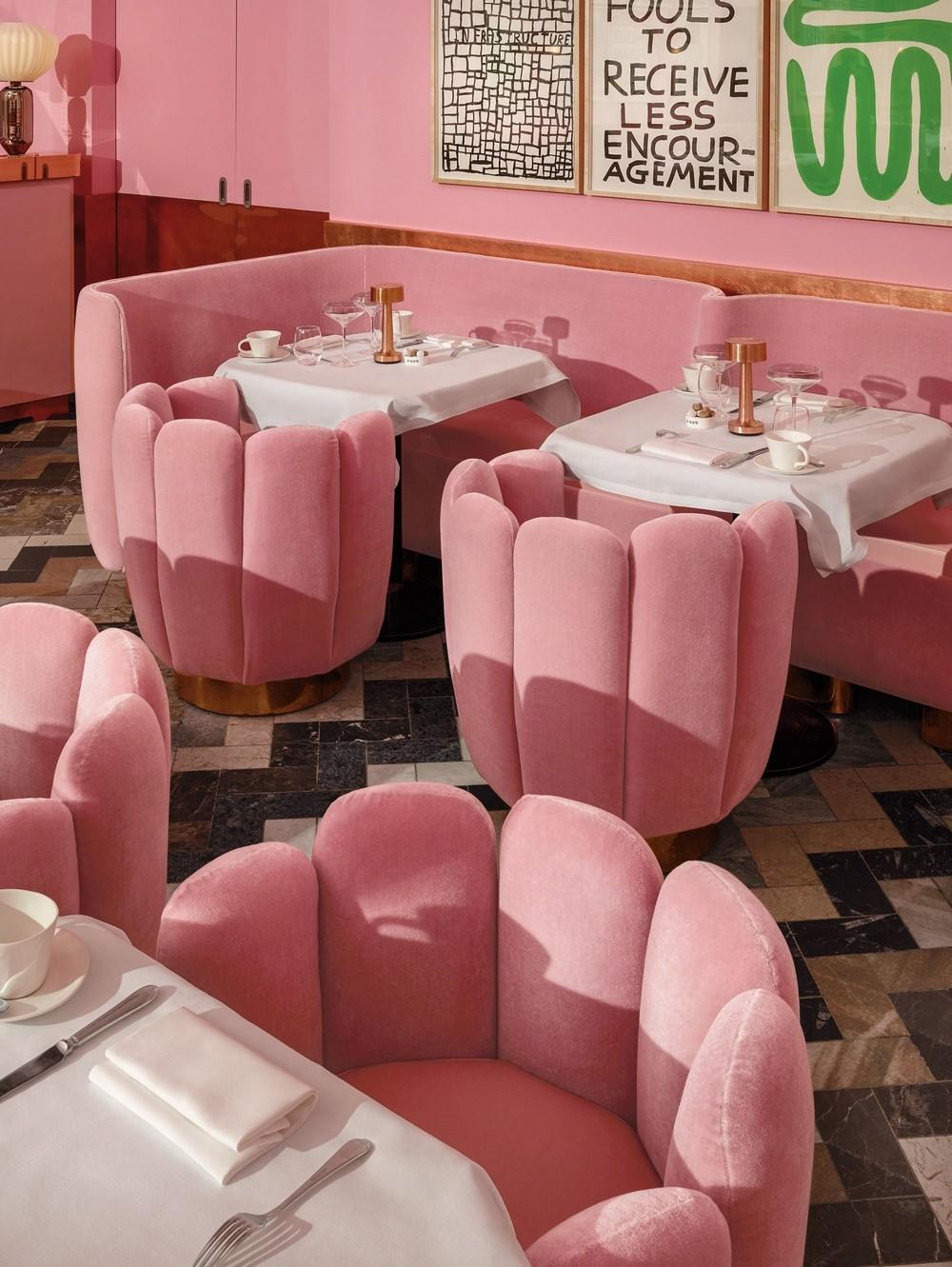 india mahdavi Dining Room Projects by India Mahdavi 5 The New Yorker