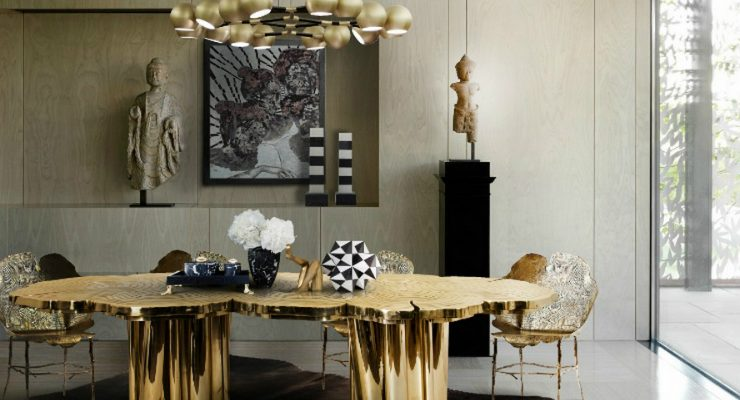 Amazing Dining Room Designs by Superstar Interior Designers – Part 1 feature 1 740x400