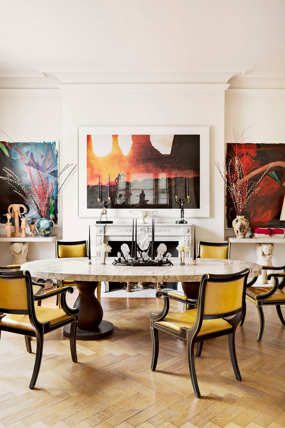 Dining Room Projects by Francis Sultana francis sultana Dining Room Projects by Francis Sultana 5 Dering Hall