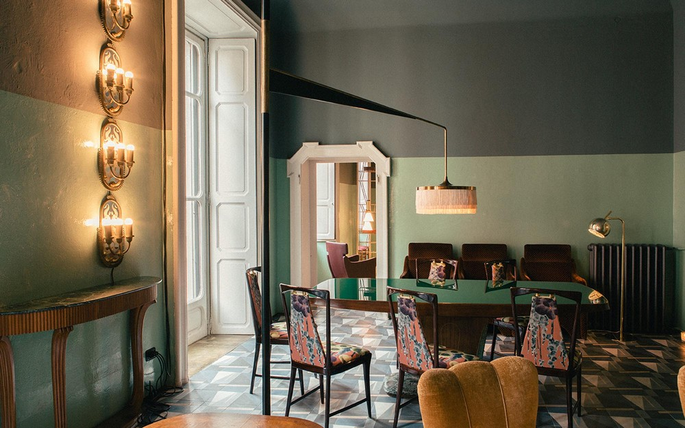 Dining Room Projects by DIMORESTUDIO dimorestudio Dining Room Projects by DIMORESTUDIO 5 Golran