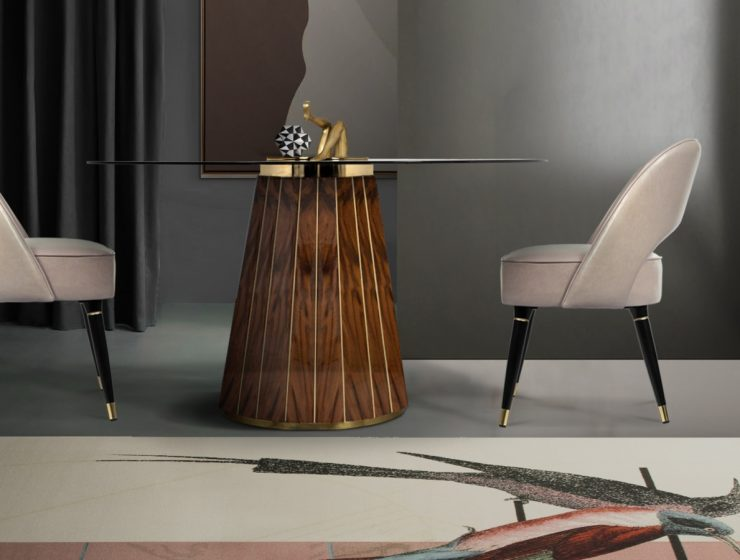 Trendy Dining Tables For 2020