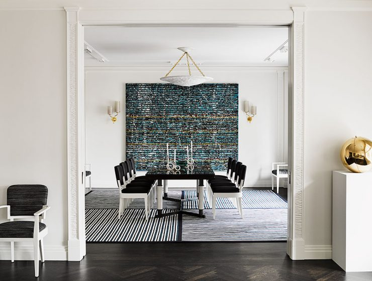 When Modern Means Timeless: Dining Rooms by David Kleinberg david kleinberg When Modern Means Timeless: Dining Rooms by David Kleinberg featured 1 740x560