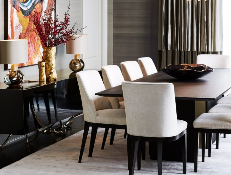 An Unparalleled Devotion to Detail: Dining Rooms by Julie Charbonneau julie charbonneau An Unparalleled Devotion to Detail: Dining Rooms by Julie Charbonneau featured 2020 02 03T124650