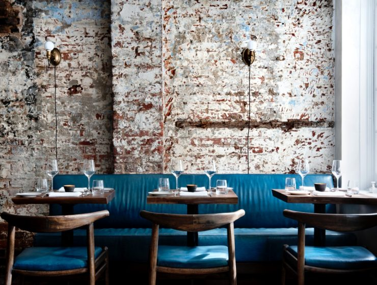 Forward-Thinking Design: Restaurants by Alexander Waterworth Interiors alexander waterworth interiors Forward-Thinking Design: Restaurants by Alexander Waterworth Interiors featured 2020 02 17T120100