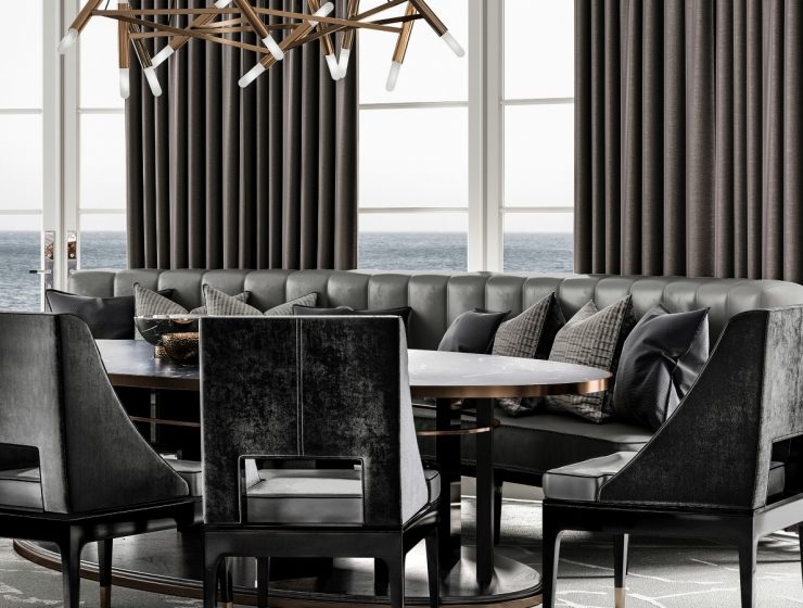 Ultra-Luxury Dining Rooms by Ferris Rafauli ferris rafauli Ultra-Luxury Dining Rooms by Ferris Rafauli featureed 1 740x560
