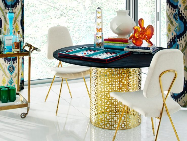 Modern Dining Tables by Jonathan Adler jonathan adler Modern Dining Tables by Jonathan Adler featyured 4 740x560