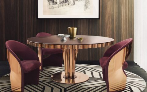 Between Classic and Modern: Mid-century Dining Tables You Will Love mid-century dining tables Between Classic and Modern: Mid-century Dining Tables You Will Love ftred 480x300