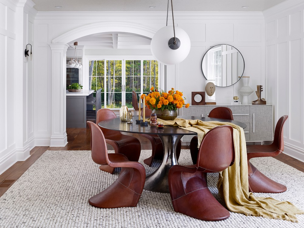 Relaxed, Sophisticated, Chic: Dining Rooms by Timothy Godbold timothy godbold Relaxed, Sophisticated, Chic: Dining Rooms by Timothy Godbold 1 1stdibs