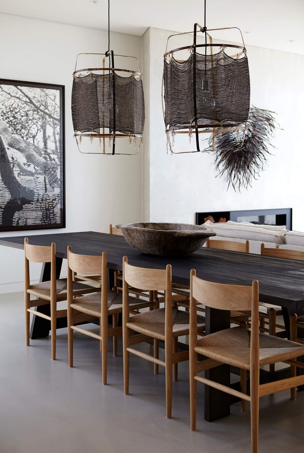 Hare + Klein: Contemporary Dining Rooms From Australia hare + klein Hare + Klein: Contemporary Dining Rooms From Australia 1 Est Living