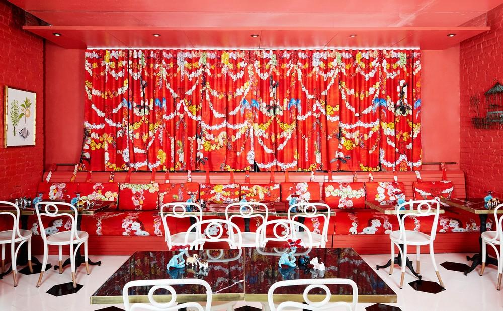 TheMess: A Luxury Restaurant Design by Sasha Bikoff sasha bikoff TheMess: A Luxury Restaurant Design by Sasha Bikoff 1 voutsa