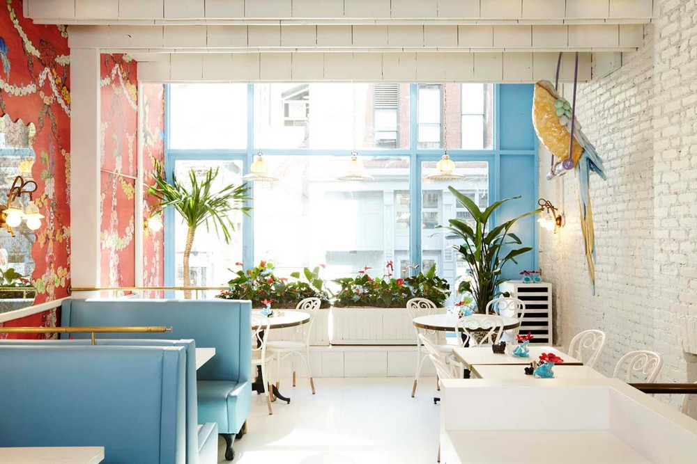 TheMess: A Luxury Restaurant Design by Sasha Bikoff sasha bikoff TheMess: A Luxury Restaurant Design by Sasha Bikoff 2 sasha bioff