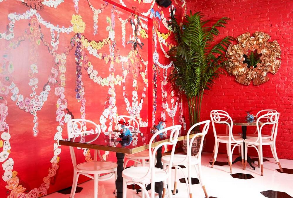 TheMess: A Luxury Restaurant Design by Sasha Bikoff sasha bikoff TheMess: A Luxury Restaurant Design by Sasha Bikoff 3 sasha bikoff 1